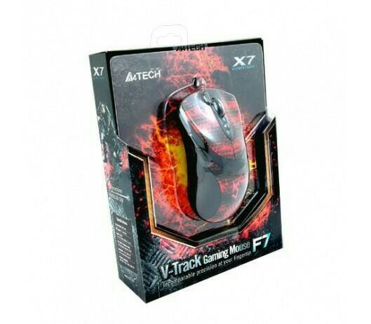 harga Mouse gaming a4tech x7 series f7 macro Tokopedia.com