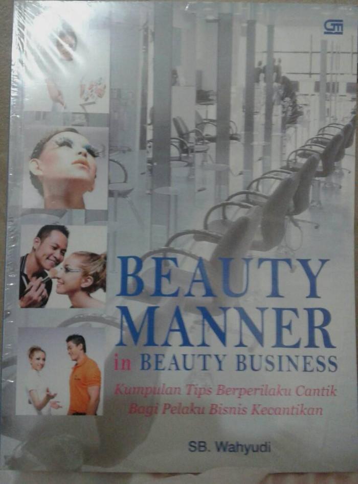 harga Beauty manner in beauty business Tokopedia.com