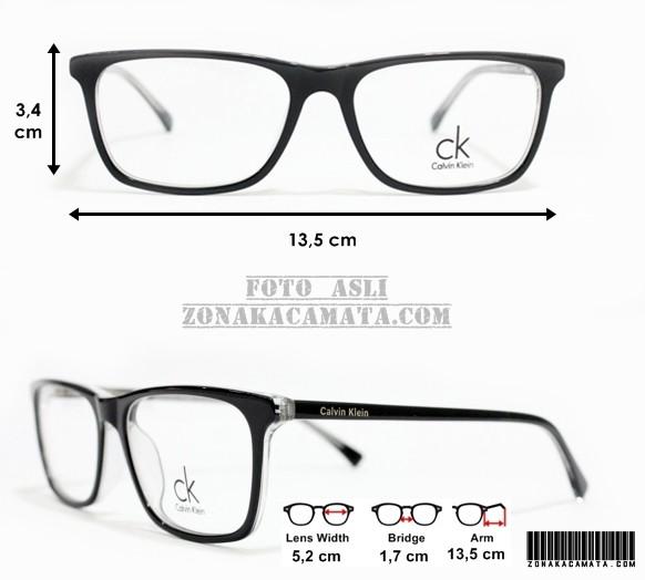 Jual Frame Kacamata Calvin Klein CK5887 - Premium Quality - Zona ... 55d6c2ad81