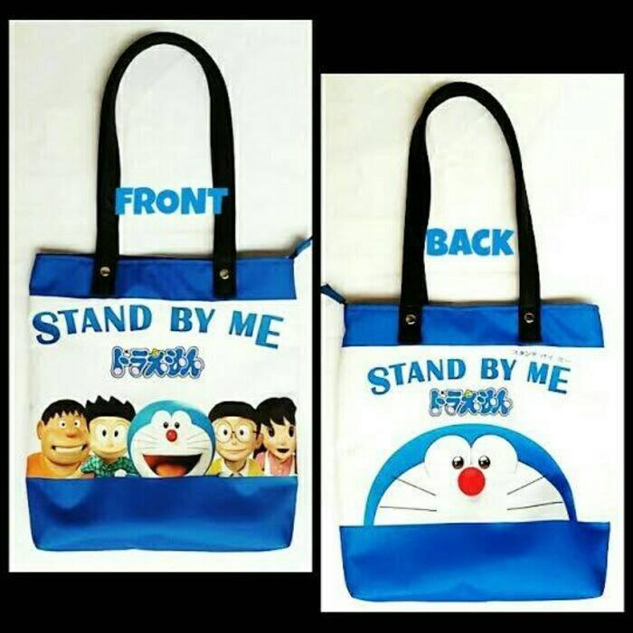 Totebag Doraemon Stand By Me Tote Bag Tas Doraemon Tas .