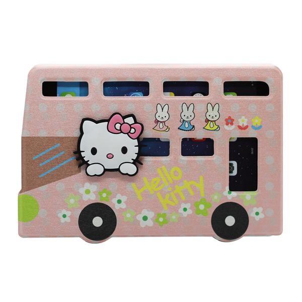 harga Unikmo 3d kitty series flip cover / flipcase ipad mini 1 / 2 / 3 Tokopedia.com