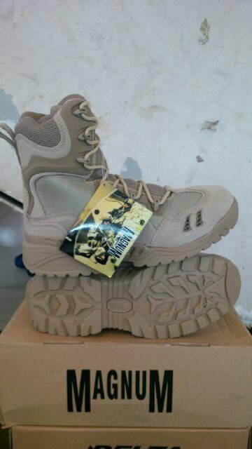 harga Sepatu magnum tactical 8in tan Tokopedia.com