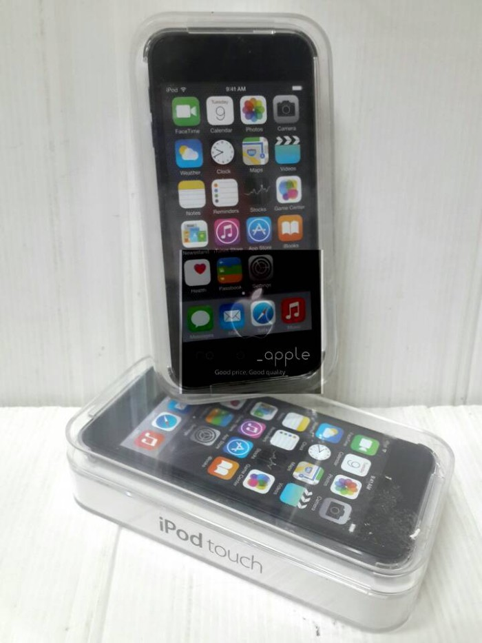 harga [termurah] bnib ipod touch 6 / 6th gen 32gb garansi apple 1 tahun Tokopedia.com
