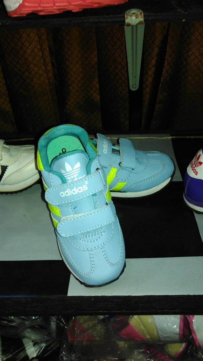 Jual Sepatu Adidas Anak Original Import Bloe Tosca Sanzis Gallery Spatu