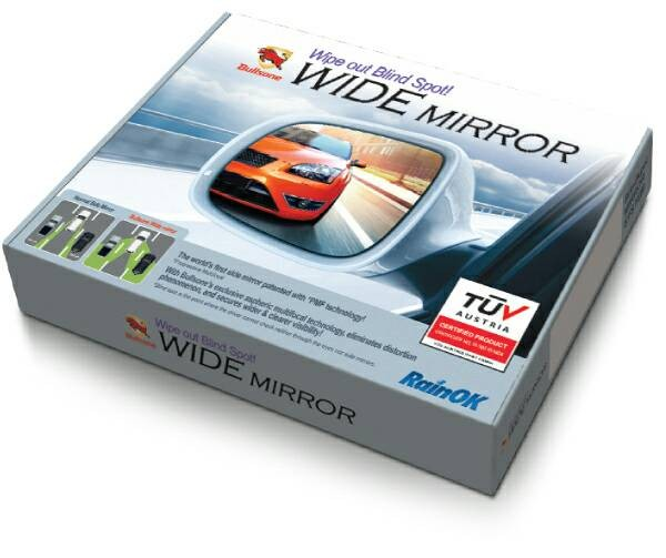 harga Bullsone wide mirror (kaca spion toyota grand new kijang innova 2012) Tokopedia.com