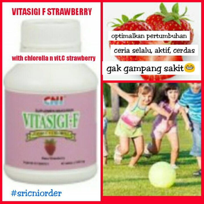 CNI VITASIGI F STRAWBERRY
