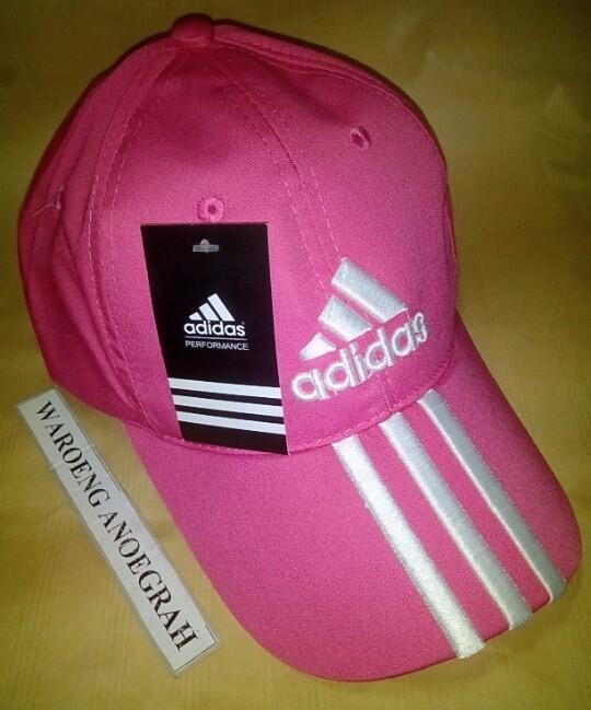 Jual topi adidas pink cek harga di PriceArea.com 529a716d89