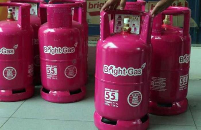 Jual Bright Gas 12 Kg Untuk Area Balikpapan Baru Dan Sekitarnya Kota Balikpapan Grenadha Tokopedia