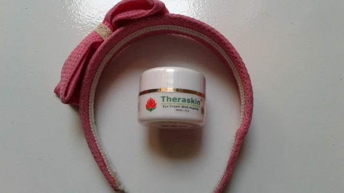 Theraskin eye cream with peptide -- krim perawatan kantung mata