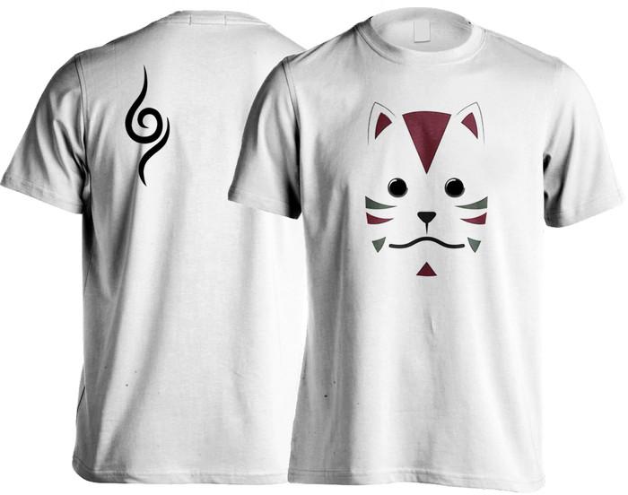 harga Kaos anbu mask itachi / anime naruto / konoha secret agent / putih Tokopedia.com