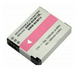 harga Baterai kamera panasonic dmw-bcm13 lumix dmc-ft5 (oem) Tokopedia.com