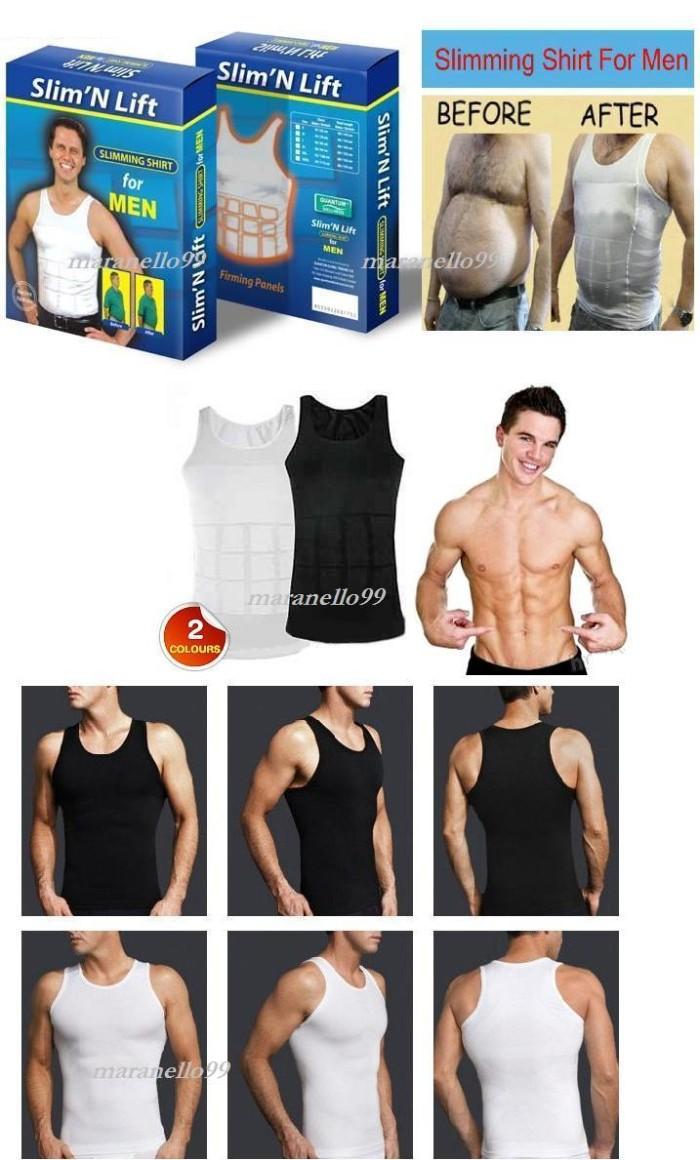 Jual Slim N Lift Body Shaping For Man Shinta Dewi01 Tokopedia