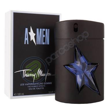 Jual Parfum Original 100 Thierry Mugler Angel Men Amen Rubber