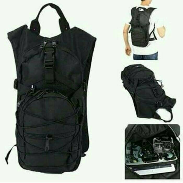Tas ransel air/water bag tactical army .