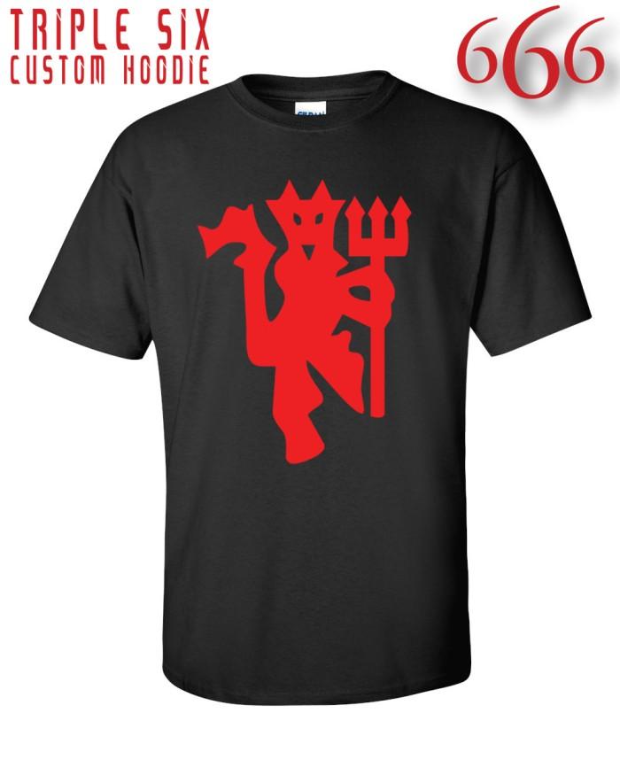 harga Kaos / t-shirt - manchester united - the red devil Tokopedia.com