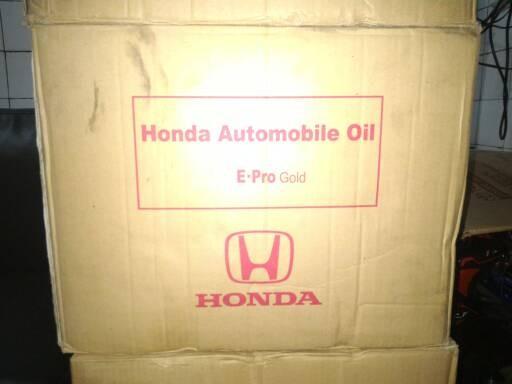 Oli Honda Epro Gold SAE 0W20 API SN galon 4 liter paket dus