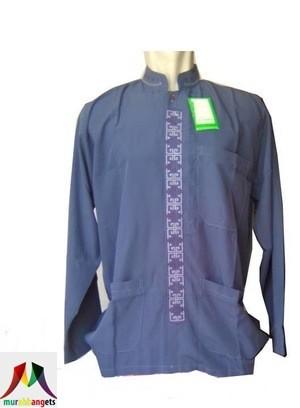 Baju taqwa murah / baju koko dewasa lengan panjang al anfas