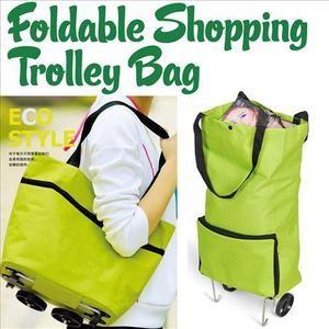 Jual Shopping Trolley Bag ( Foldable   Tas belanja Trolly Bisa di ... 8a279ca1cf