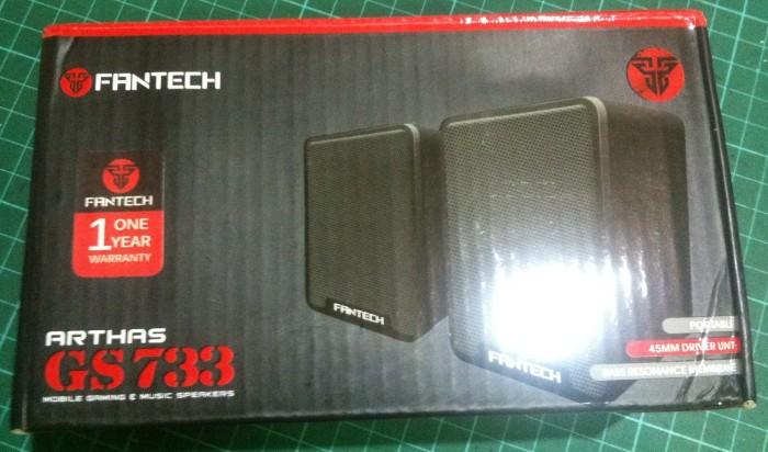 Speaker Murah - Fantech ARTHAS GS-733 Gaming Speaker .