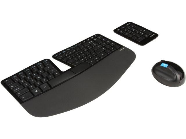 harga Microsoft sculpt ergonomic desktop bluetooth keyboard mouse Tokopedia.com