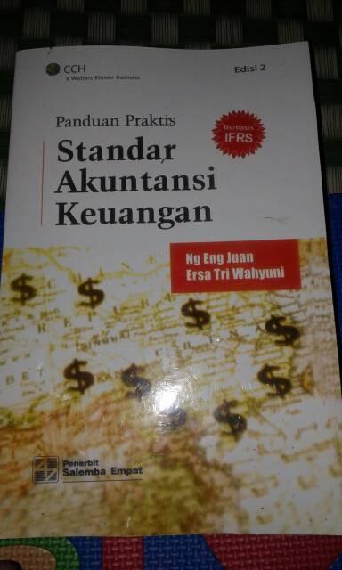harga Panduan praktis standar akuntansi keuangan berbasis ifrs edisi.2 Tokopedia.com