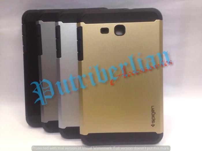 promo code dd7cc 68d8b Jual Samsung Galaxy Tab 3v Hard Case Spigen Armor Back Cover / Casing Tab3V  - Jakarta Pusat - Putriberlian | Tokopedia