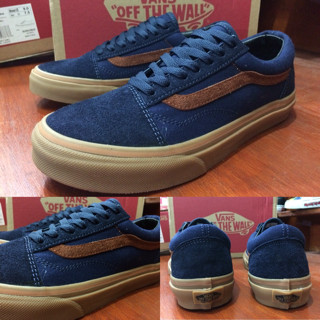 f984fe1f9704ee Jual Sepatu vans old skool navy gum original premium quality BNIB ...