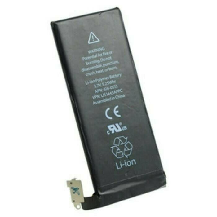 harga Baterai/battery/batre iphone 4s Tokopedia.com