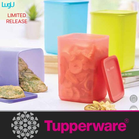 Tall Summer Fresh Tupperware Toples / Kotak Makanan / Penyimpanan