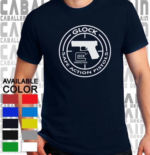 harga Baju Glock/ Kaos Glock/ Tshirt [glock] Shooting Hobbies Tokopedia.com