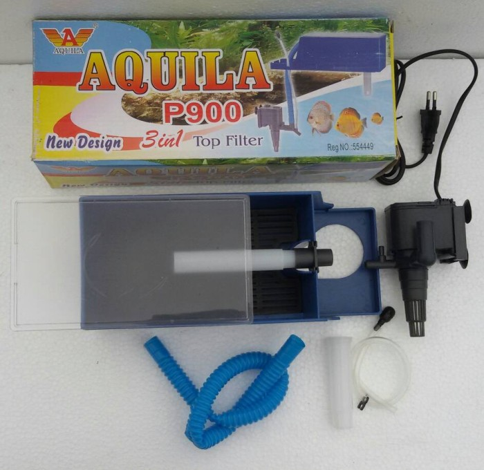 harga Filter aquarium aquila p900 Tokopedia.com