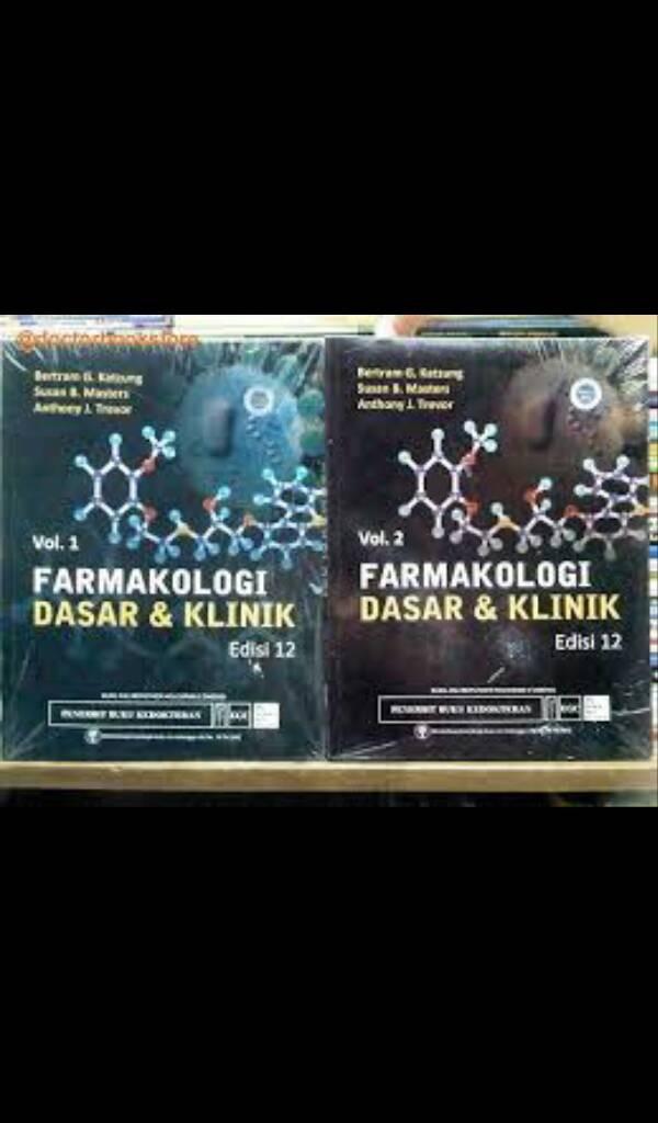 harga Farmakologi dasar dan klinik edisi 12 Tokopedia.com