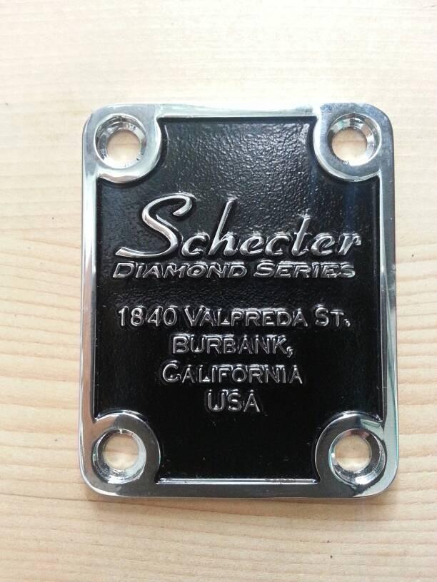 harga Neck plate schecter # 2  diamond series Tokopedia.com