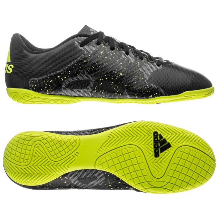 Jual Diskon Sepatu Futsal Original Adidas X 15.4 B26936 Core Black ... c1da5c9e1e