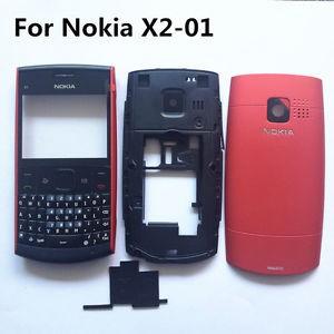 harga Casing hp nokia x2 - 01 full set original fc casing nokia jadul / lama Tokopedia.com
