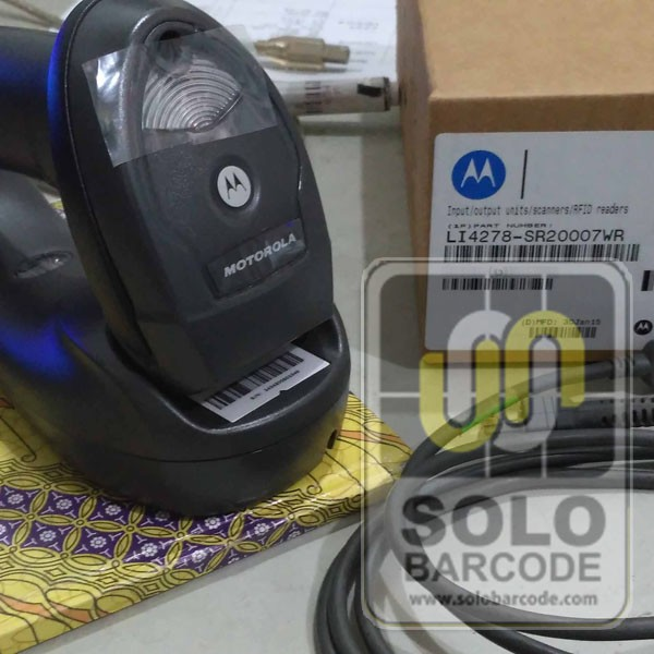 motorola li4278. motorola li4278 scanner / scaner barcode 4278 wireless 1d li4278