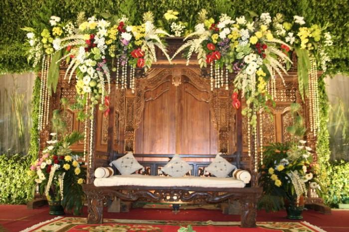 Jual Dekorasi Pernikahan Sederhana Kota Surabaya Dekorasi Pernikahan Tokopedia