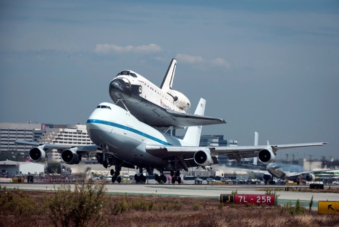 harga Model kit academy 1/288 - space shuttle & nasa transport boeing 747 Tokopedia.com