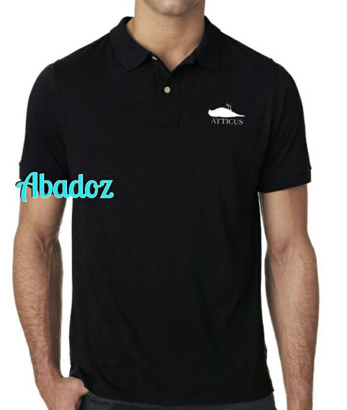 harga Polo tshirt/kaos polo atticus Tokopedia.com
