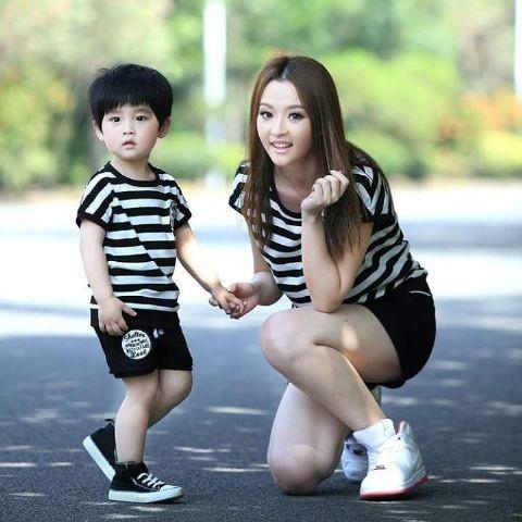 Jual Fashion Baju Couple Ibu Dan Anak Laki Laki Jakarta Pusat Saddamhuzain Tokopedia