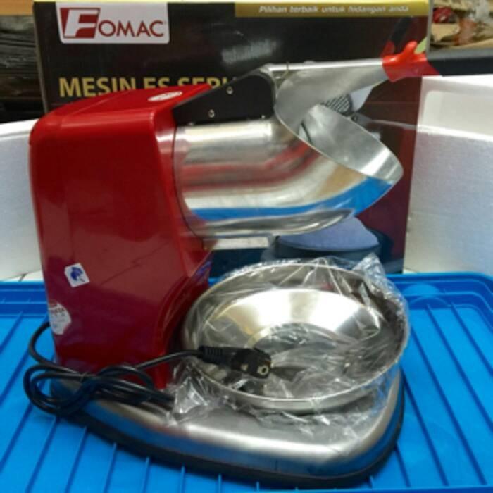 harga Ice crusher/mesin serut es fomac ich300b Tokopedia.com