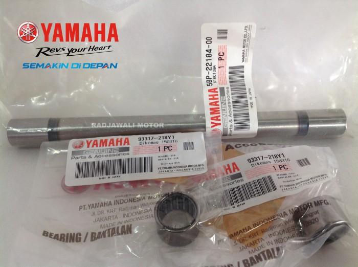 harga Bosh Fork / Bos Swing Arm Scorpio Set + Bearing 2 Pcs Asli Yamaha Tokopedia.com