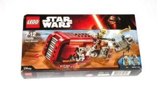 Jual 75099 Reys Speeder Rey Lego Star Wars Brickz Project Tokopedia
