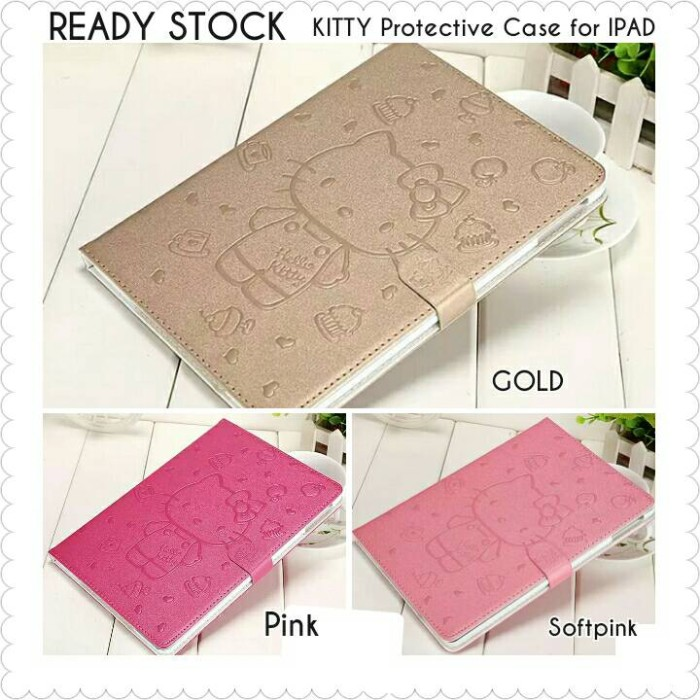 harga Smart case ipad mini 4  hello kitty Tokopedia.com