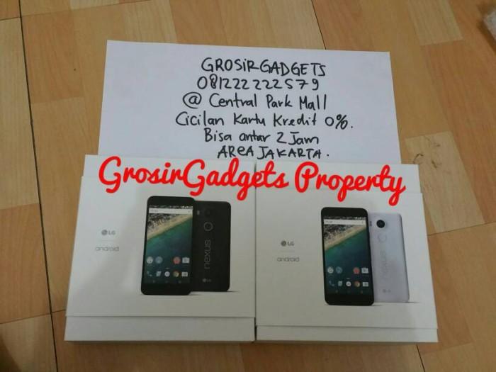 Lg Nexus 5x 16 Gb Black Grosirgadgets