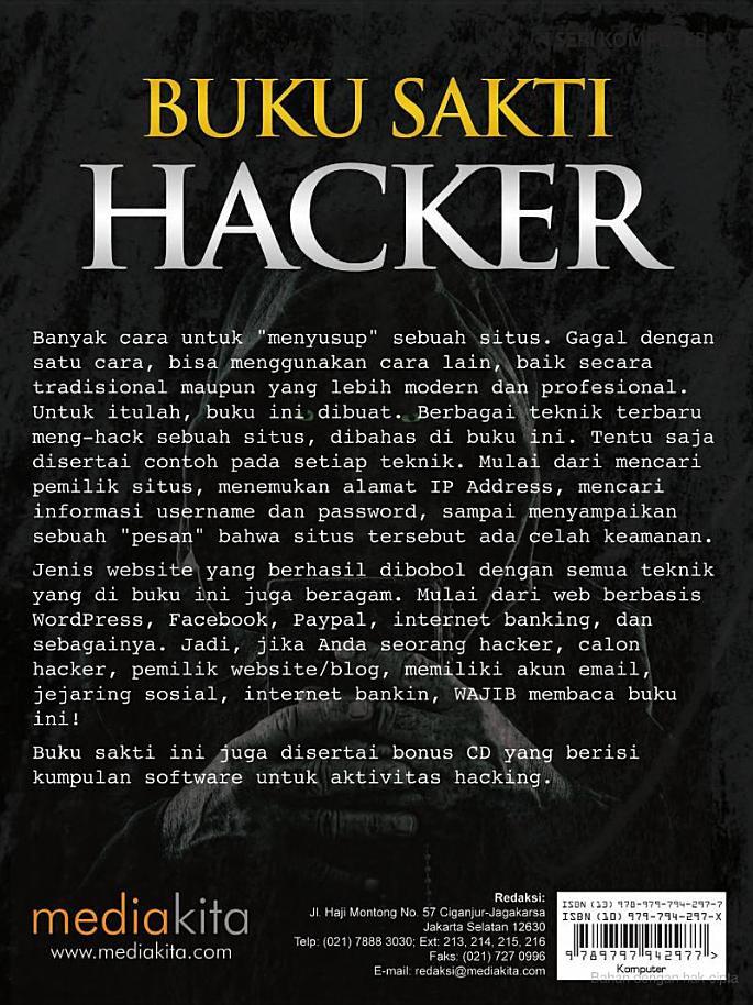 Full sakti ebook buku hacker