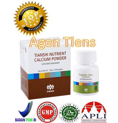 harga Obat peninggi badan herbal alami tiens nhcp calcium zinc paket 10 hari Tokopedia.com
