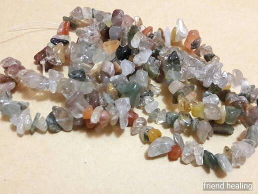 harga Natural krikil batu rutilated ( kecubung rambut/cendana ) Tokopedia.com