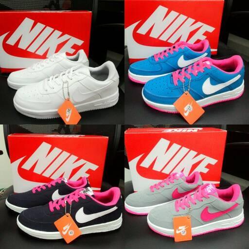 Jual Sepatu Nike Airforce One 1 Women Murah Grosir Grade Original ... 6b83769064