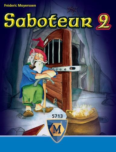 harga Saboteur 2 expansion card game Tokopedia.com
